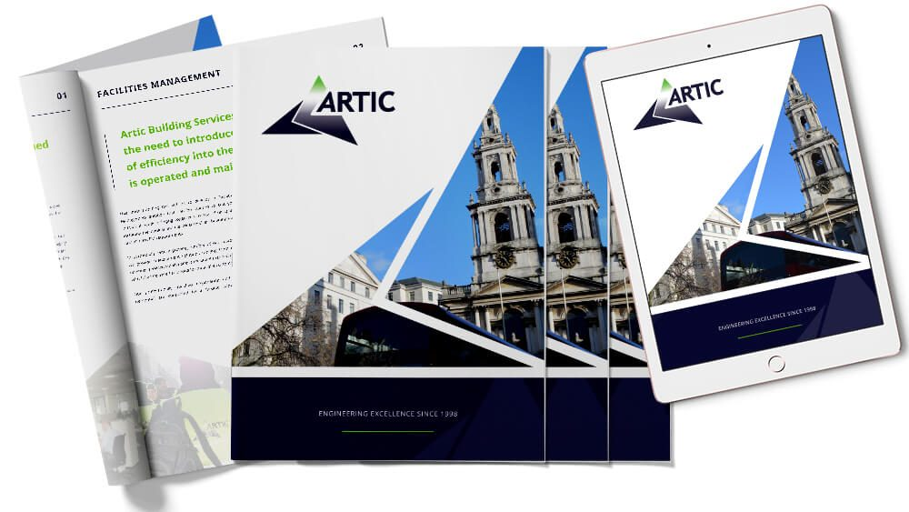 The Artic Brochure Cover
