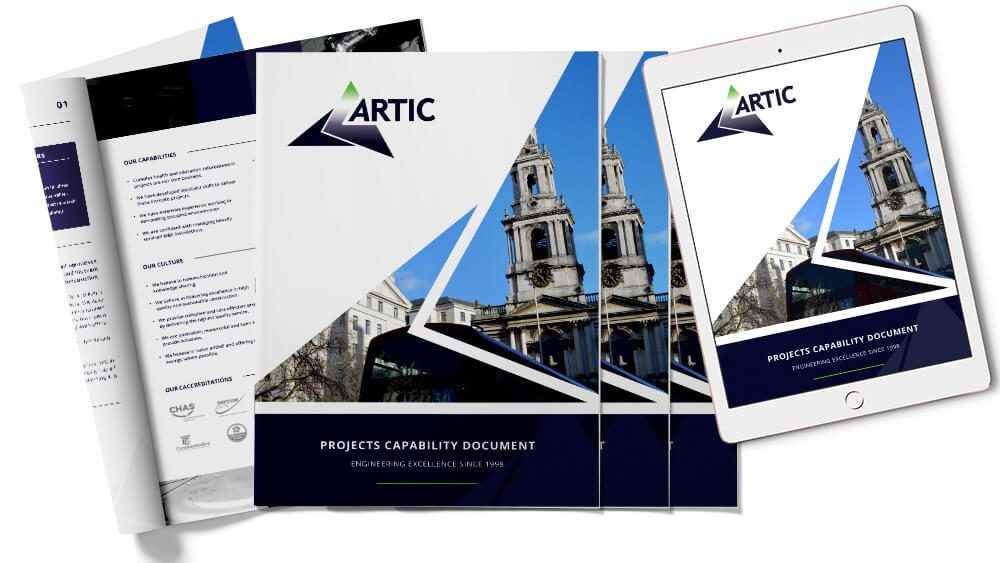 Artic Project Capability Document Cover